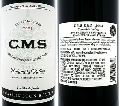 CMS Red by Hedges