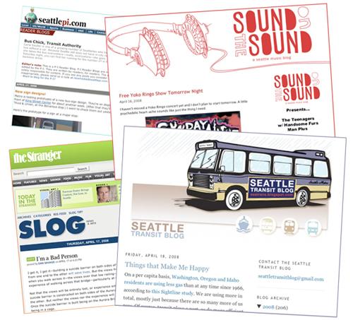 Seattle bus chick, slog, stranger, seattle transit blog, sound on the sound