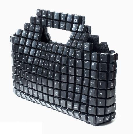 computer key purse
