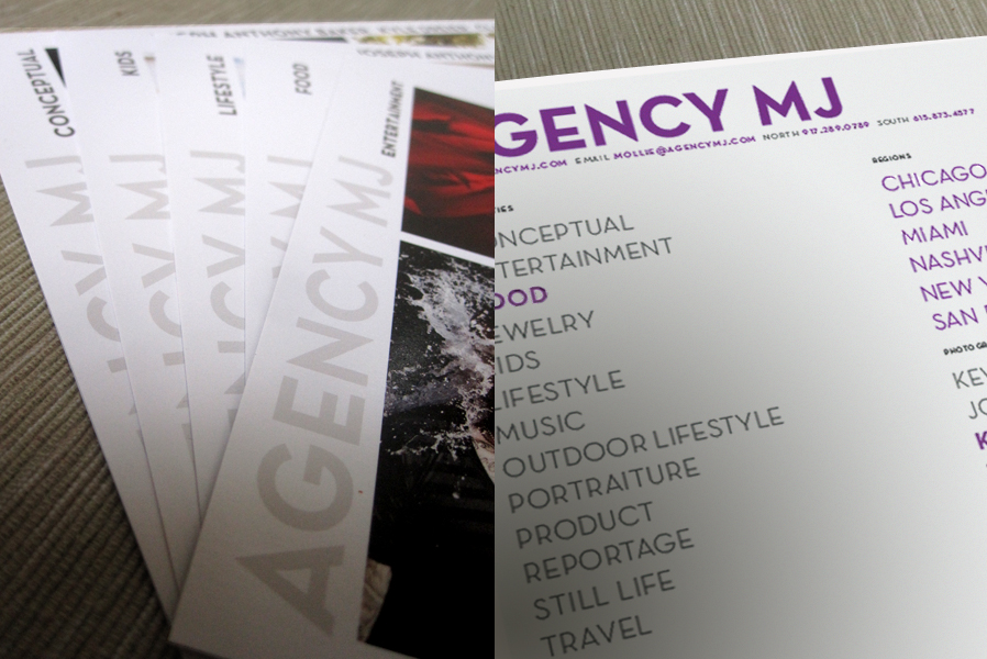 Agency MJ Direct Mailer
