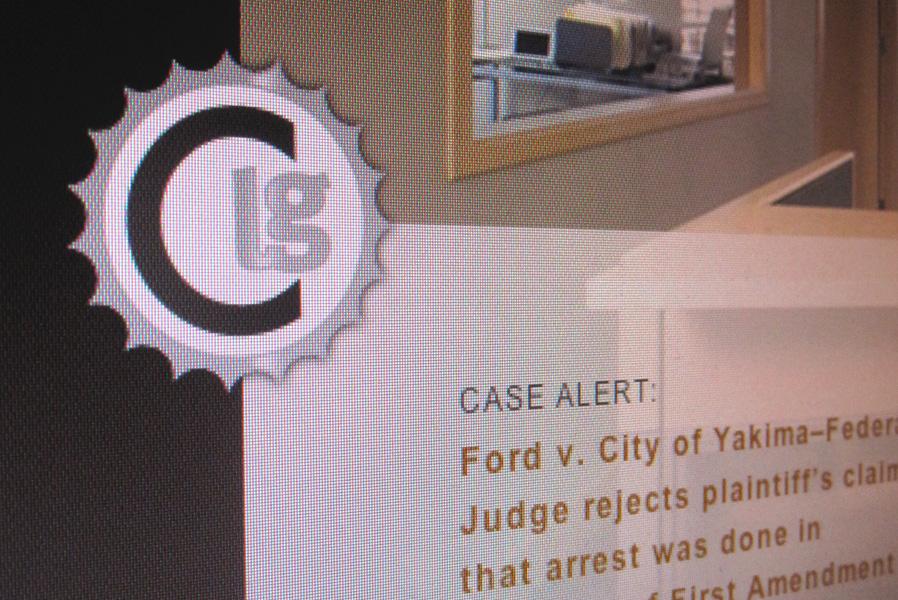 Christie Law Group Wordpress Website