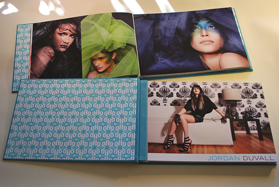 Jordan Duvall Photography Portfolio Books