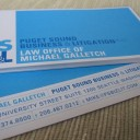 PSB&amp;L Logo Design &amp; Business Card