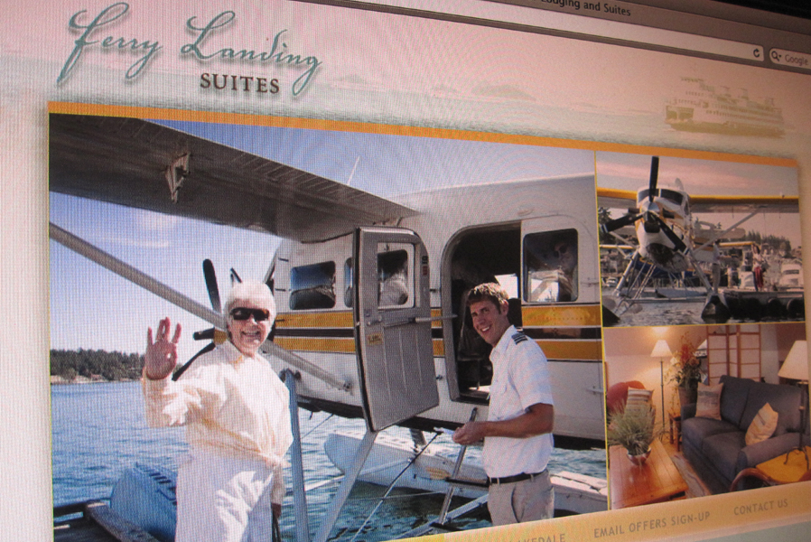 Ferry Landing Suite Website