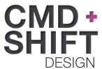 CMD+Shift Design | Seattle Web Design, Freelance: Custom website design and development, Wordpress themes, Content Management Systems, Social Media Marketing in Seattle.